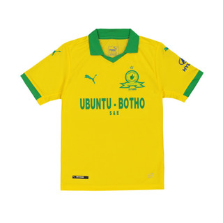 Image Puma Mamelodi Sundowns Home Replica Kids' Jersey