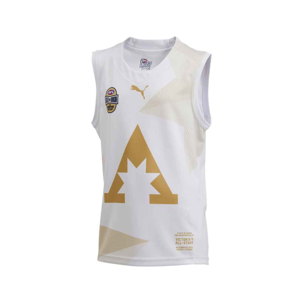 Image PUMA State of Origin All-Stars Youth's Replica Guernsey #1
