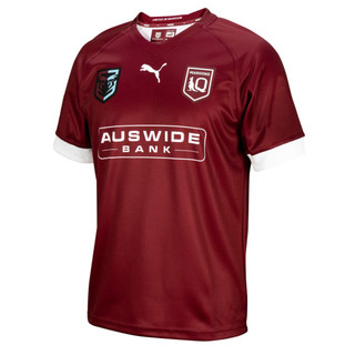 Image PUMA Queensland Maroons Youth Replica Jersey