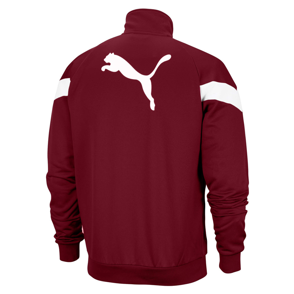 Image PUMA Queensland Maroons Youth Iconic Jacket #2