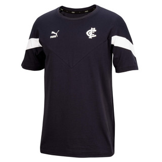 Image PUMA Carlton Football Club Mens Iconic Tee