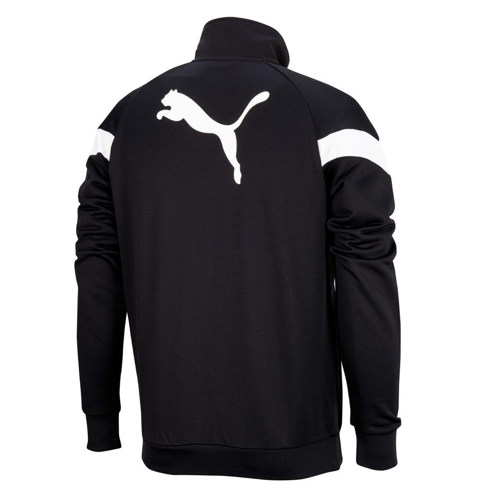 Image PUMA Carlton Football Club Mens Iconic Jacket #2