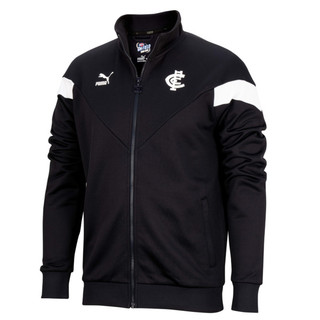 Image PUMA Carlton Football Club Mens Iconic Jacket
