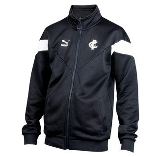 Image PUMA Carlton Football Club Youth Iconic Jacket