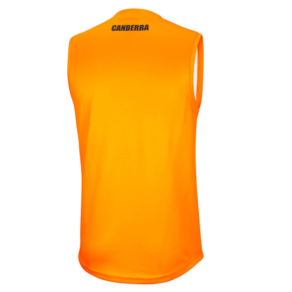 Image PUMA GWS Giants Youth Replica Home Guernsey #2