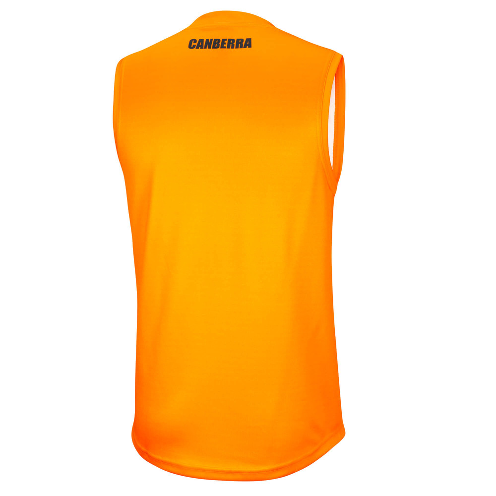 Image PUMA GWS Giants Youth Replica Away Guernsey #2