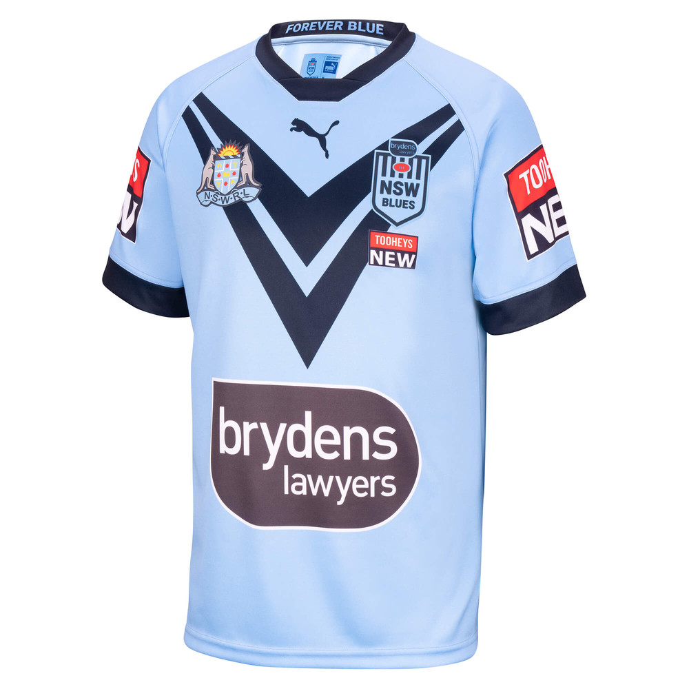 Image PUMA NSW Blues Replica Mens Jersey #2