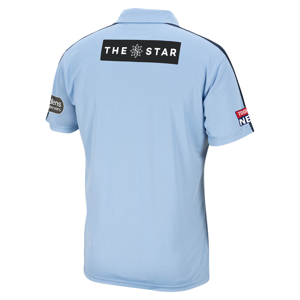 Image PUMA NSW Blues Mens Team Polo #2
