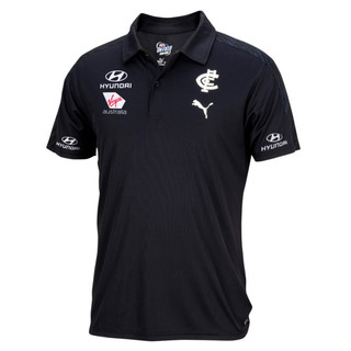 Image PUMA Carlton Football Club Youth Polo