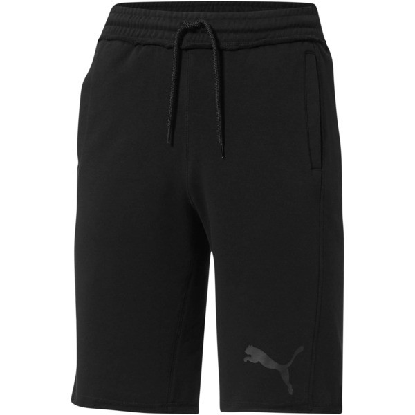 Archive Logo Men's Bermuda, black, large