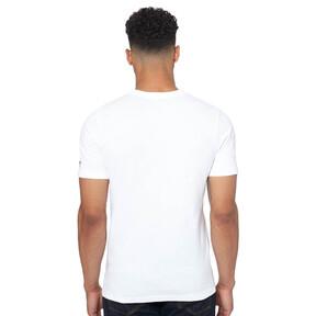 Thumbnail 3 of Archive Life T-Shirt, white-black, medium