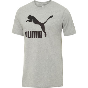 Thumbnail 1 of Archive Life T-Shirt, light gray heather-black, medium