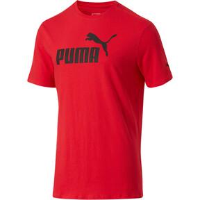 Thumbnail 1 of No. 1 Logo T-Shirt, Toreador-Puma Black, medium