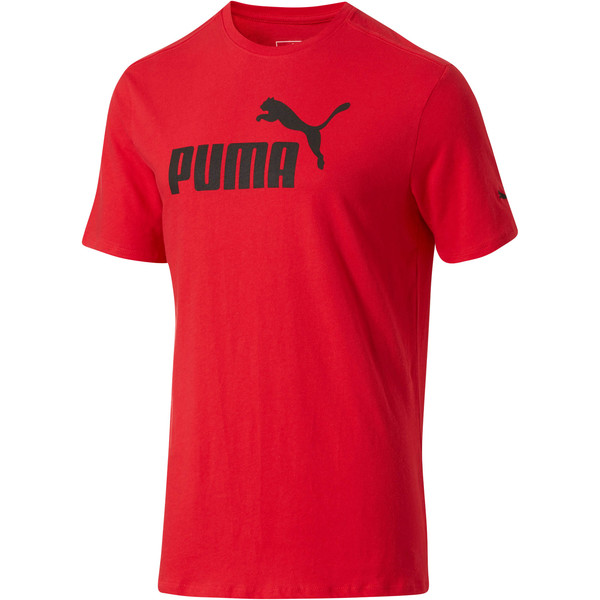 No. 1 Logo T-Shirt, Toreador-Puma Black, large