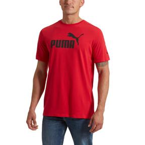 Thumbnail 2 of No. 1 Logo T-Shirt, Toreador-Puma Black, medium