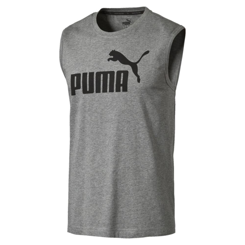 Image PUMA Men's No.1 Logo Sleeveless Shirt #1