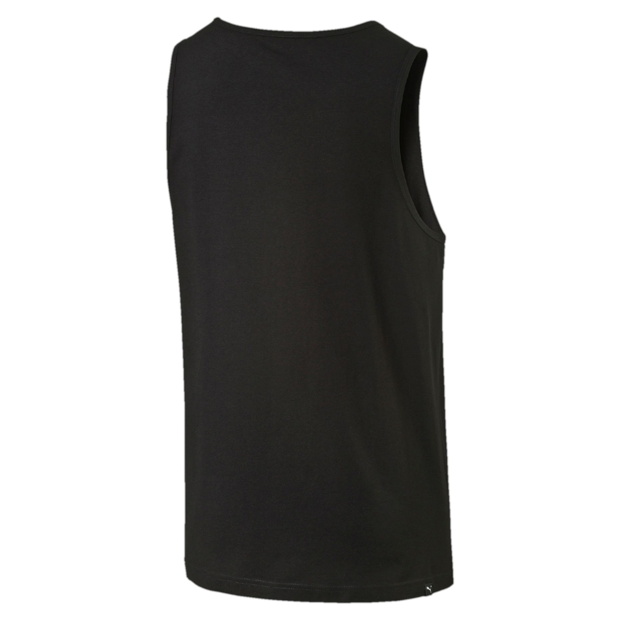 Image Puma Men's Essential No. 1 Logo Sleeveless T-Shirt #3