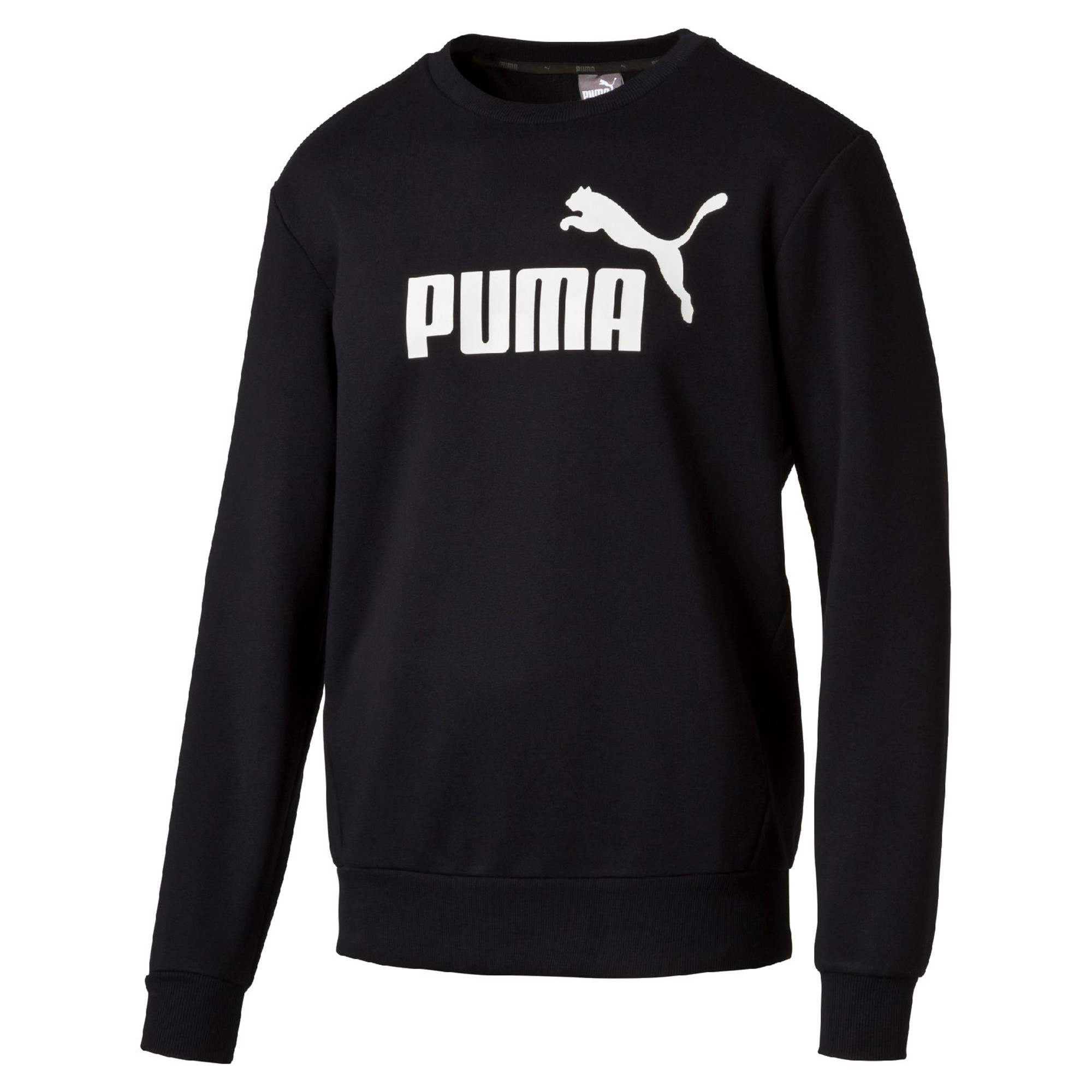 Image Puma Men's No.1 Logo Fleece Sweater #1