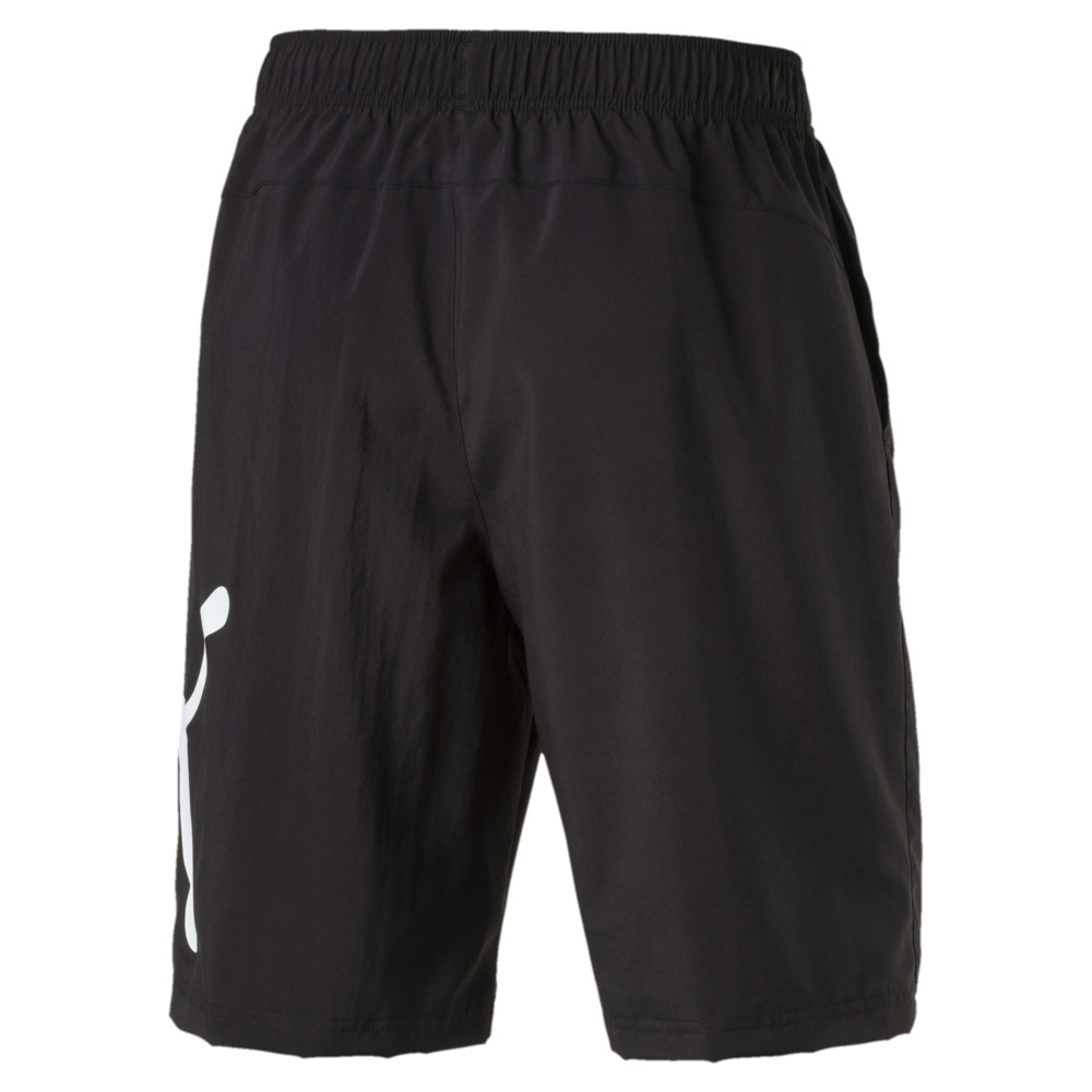 Image PUMA Active Men's Big Cat Woven Shorts #2