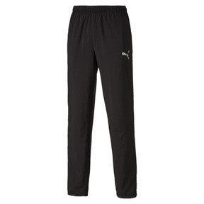 Thumbnail 1 of Active Men's Woven Pants, Puma Black, medium