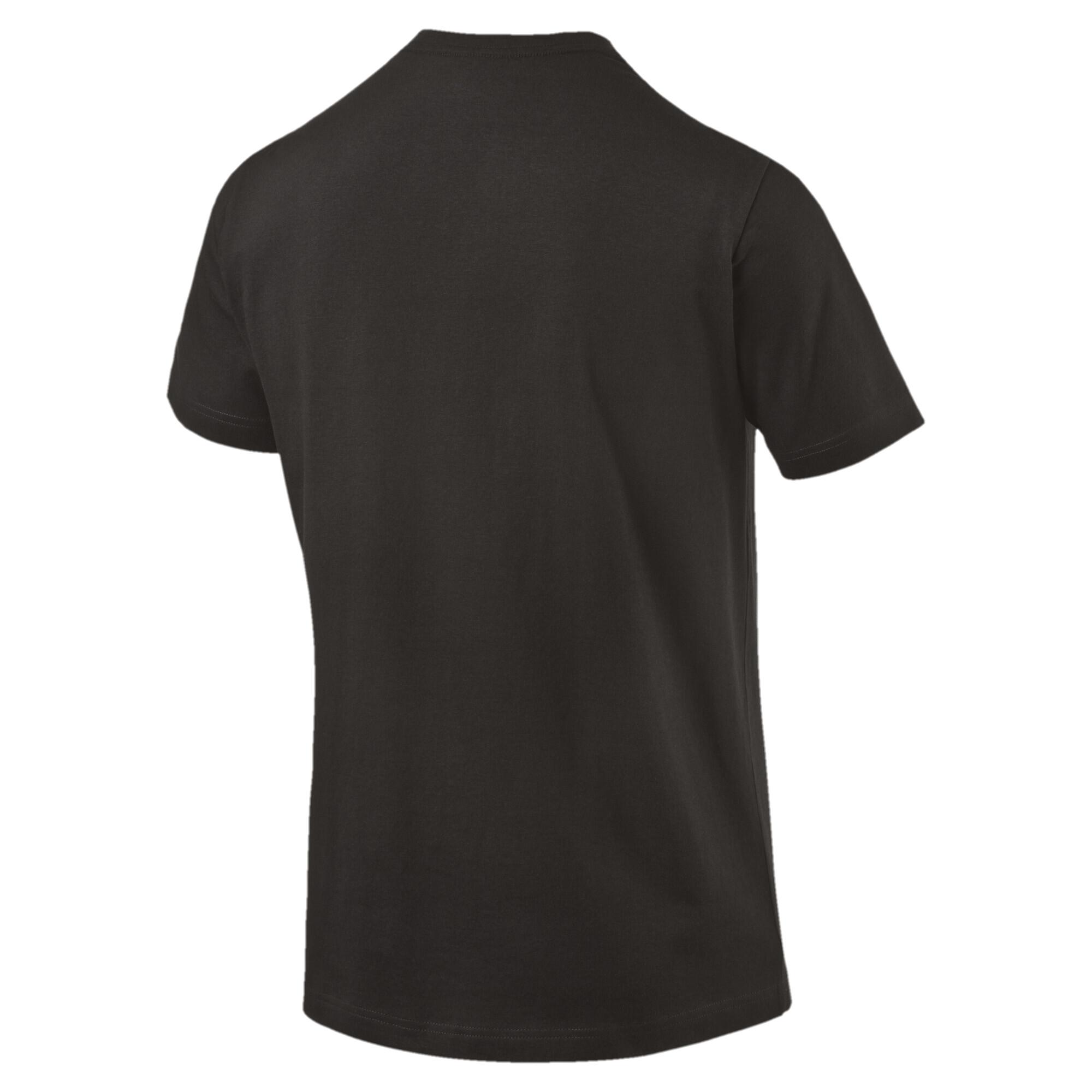 PUMA-Iconic-V-Neck-T-Shirt-Men-Tee-Basics thumbnail 13