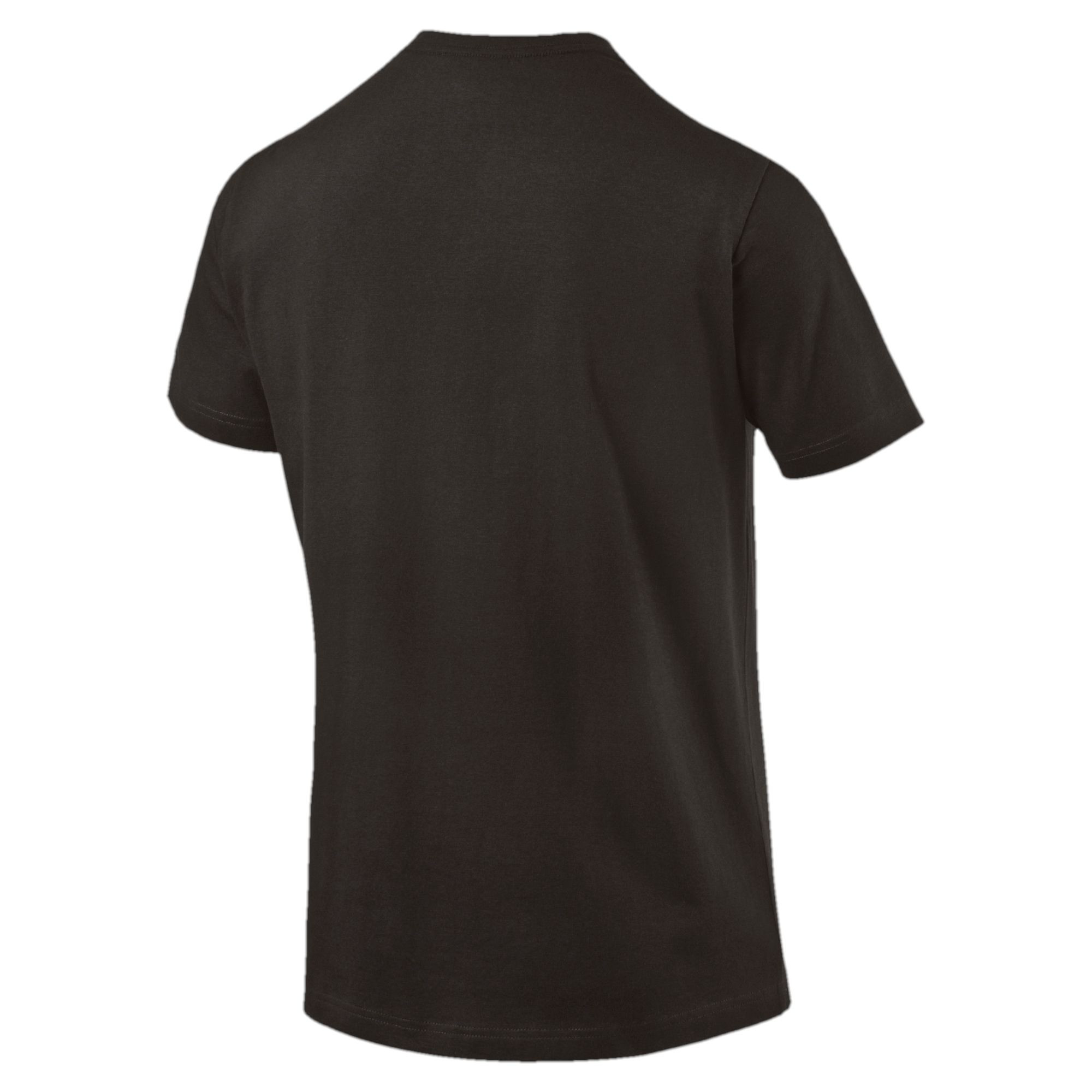 PUMA-Iconic-V-Neck-T-Shirt-Men-Tee-Basics thumbnail 15