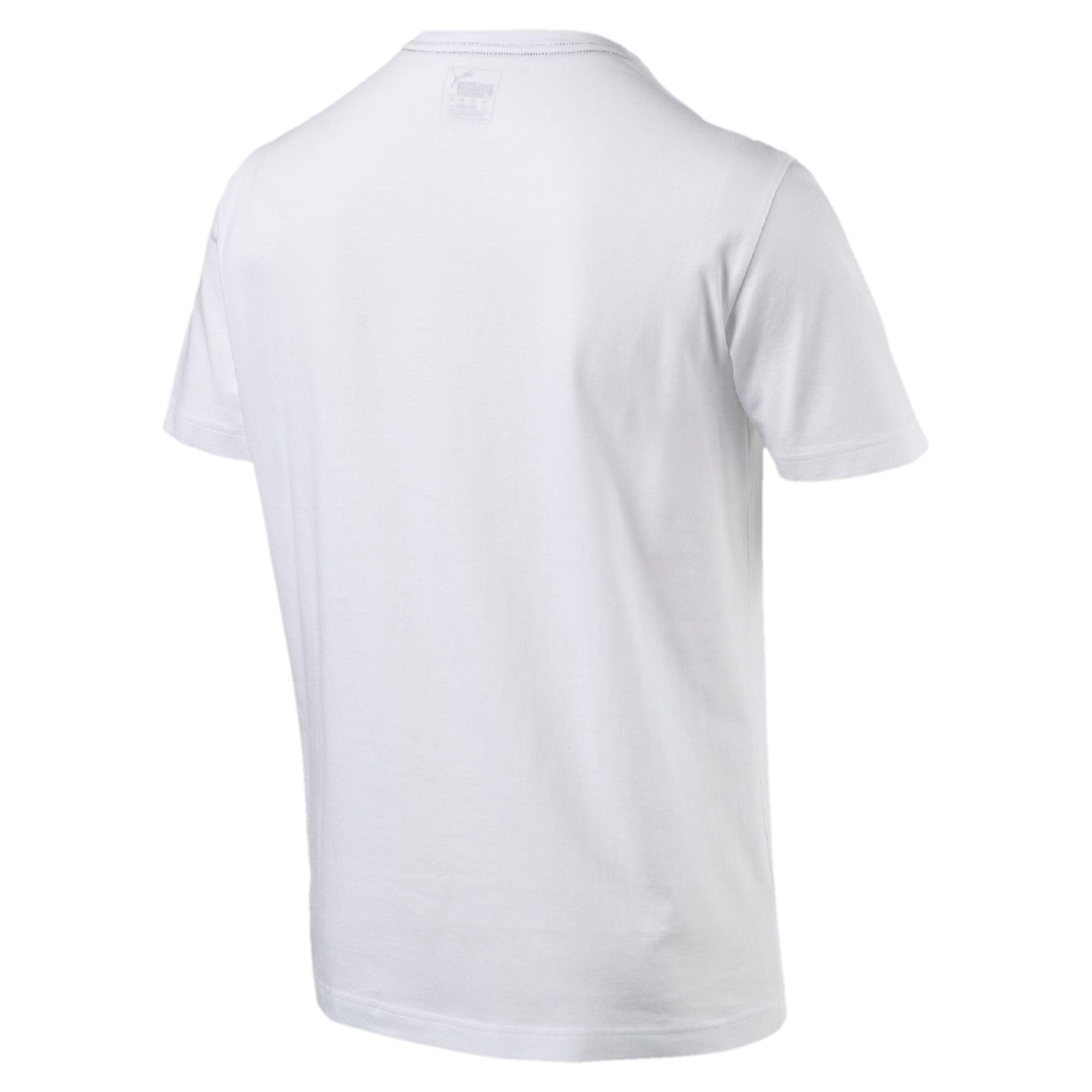 PUMA-Men-039-s-Iconic-V-Neck-T-Shirt thumbnail 9