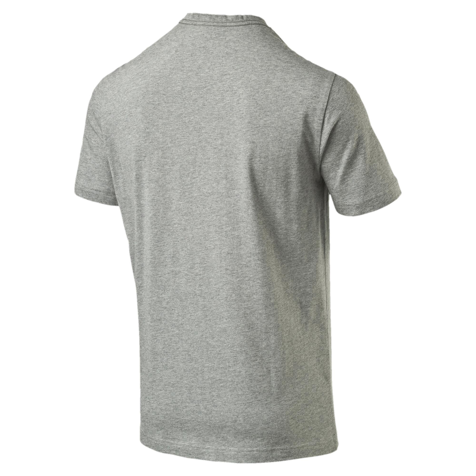 PUMA-Men-039-s-Iconic-V-Neck-T-Shirt thumbnail 3