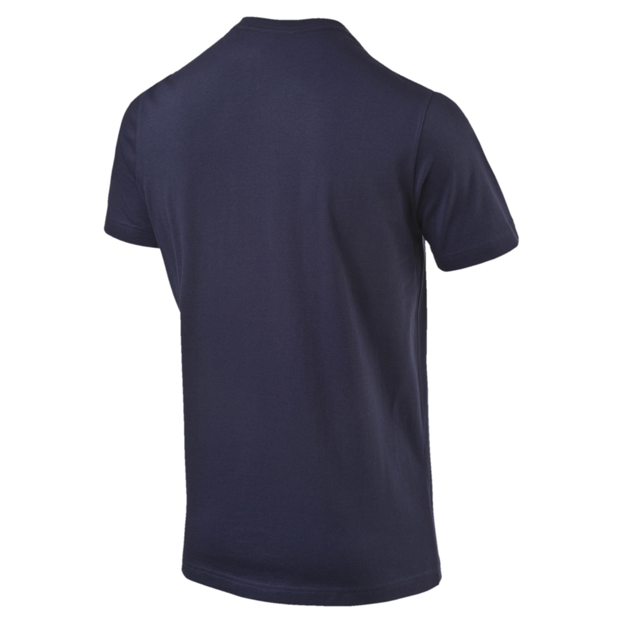 PUMA-Men-039-s-Iconic-V-Neck-T-Shirt thumbnail 5