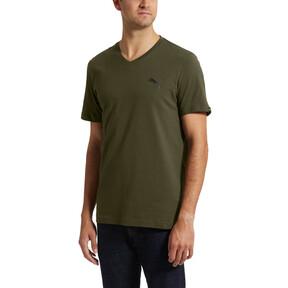 Thumbnail 2 of Iconic V-Neck T-Shirt, 55, medium