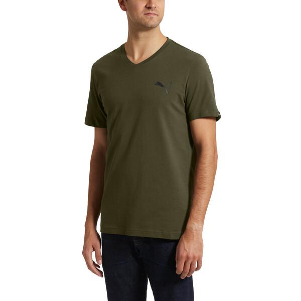 Iconic V-Neck T-Shirt, 55, large