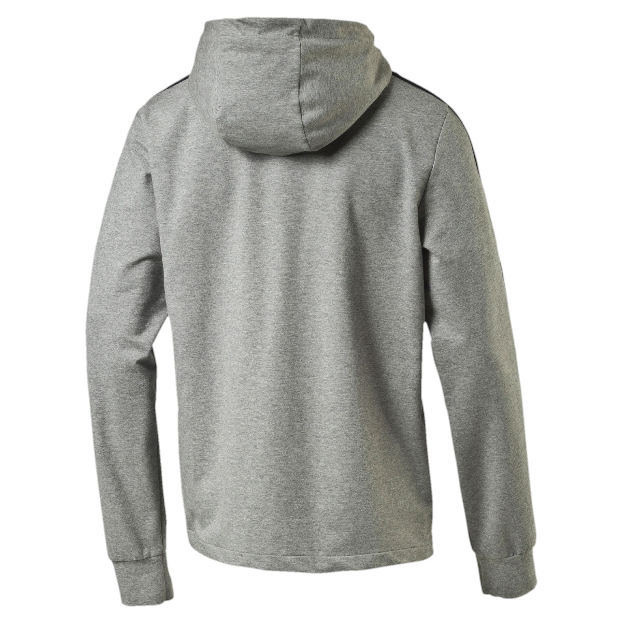 PUMA-StretchLite-Zip-Up-Hoodie-Men-Sweat-Basics thumbnail 5