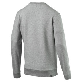 Thumbnail 2 of Herren Crew Sweatshirt, Medium Gray Heather, medium