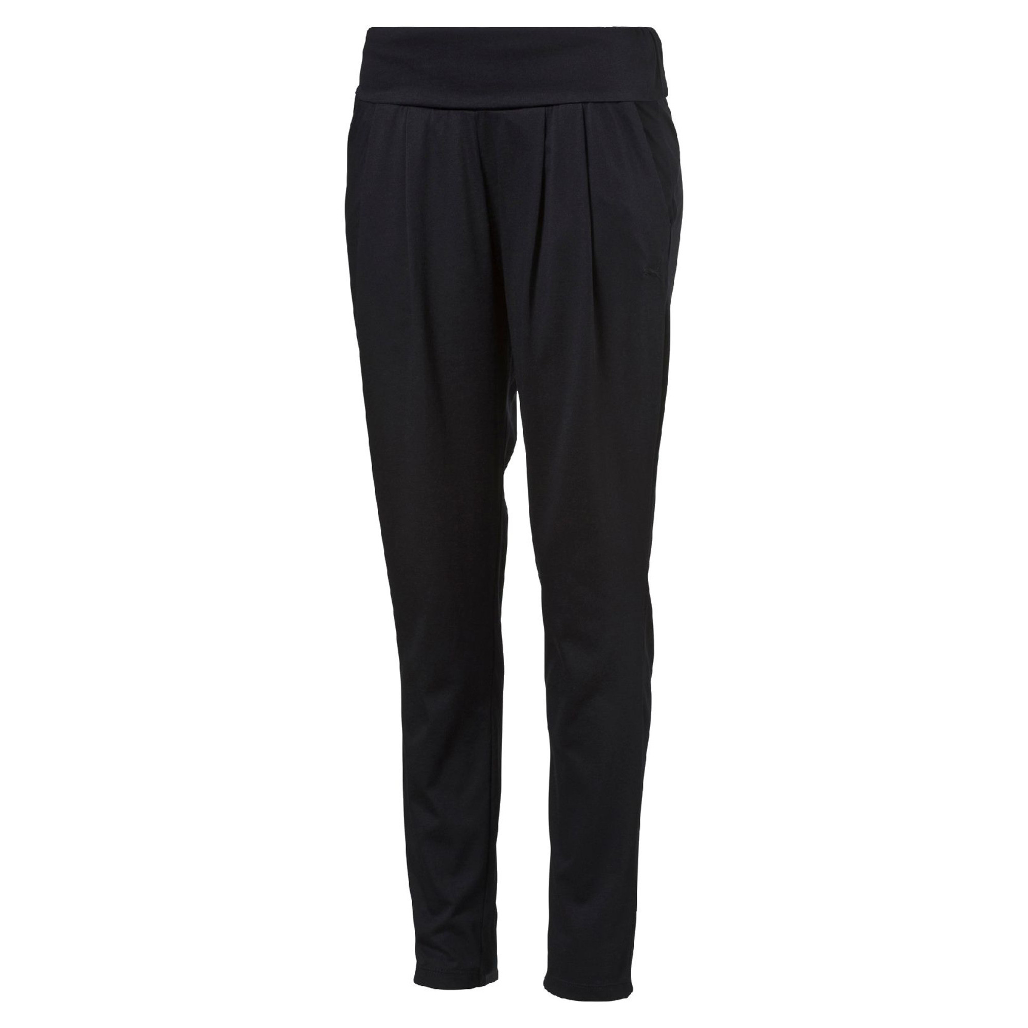 Image Puma Womens Essential Drapy Pants #1