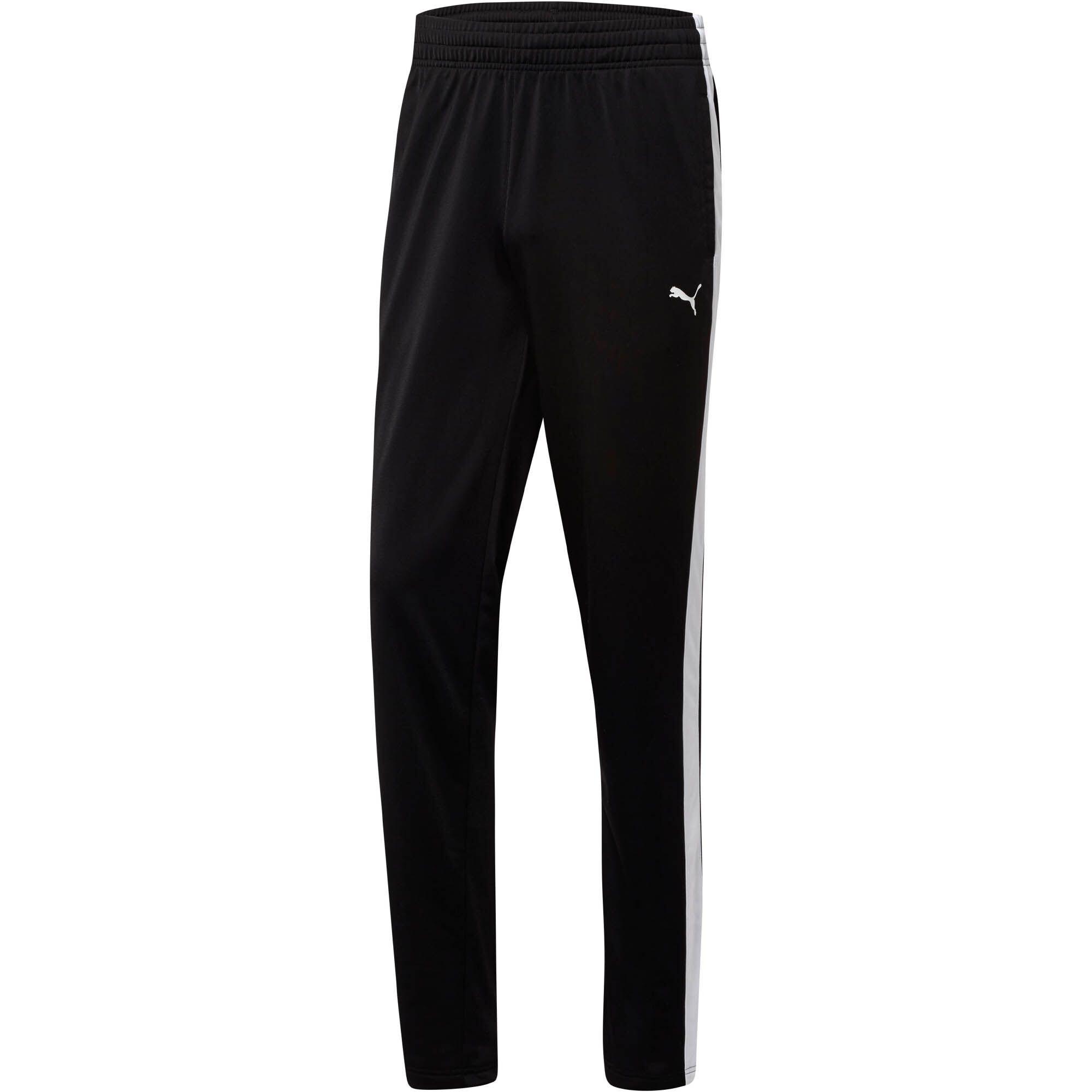 PUMA-Contrast-Open-Pants-Men-Knitted-Pants-Basics thumbnail 3