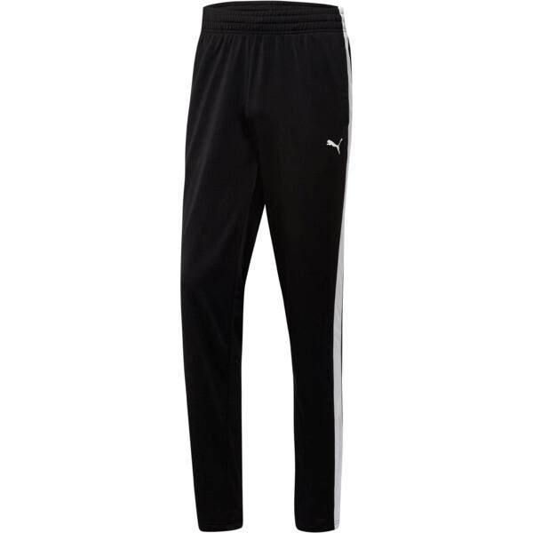Contrast Open Pants, Puma Black-Puma White, large