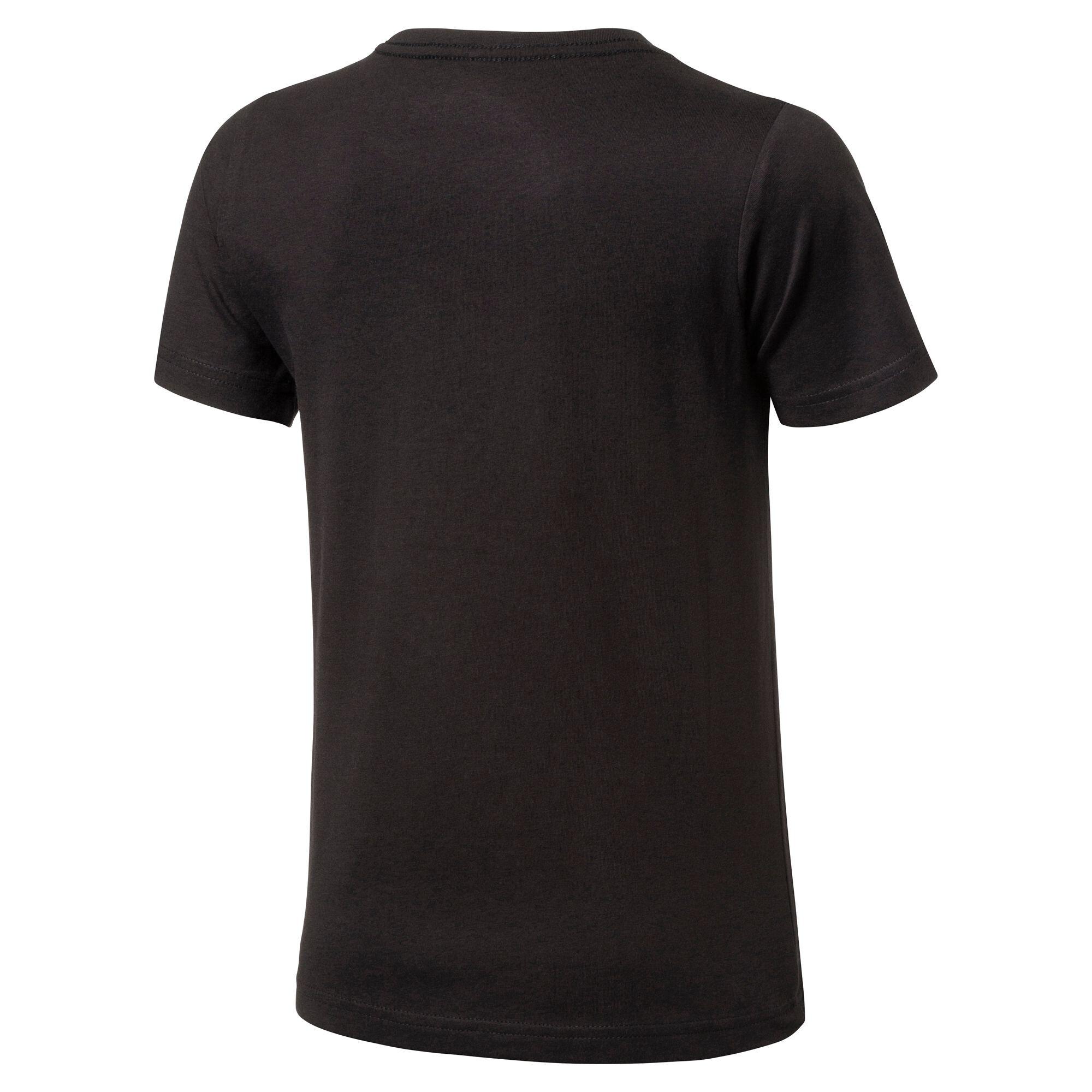 Image Puma Boys' No.1 Logo T-Shirt #2