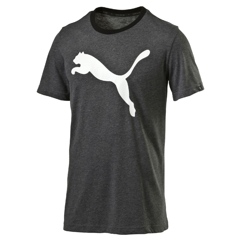 Image PUMA Men's Big Cat Heather T-Shirt #1