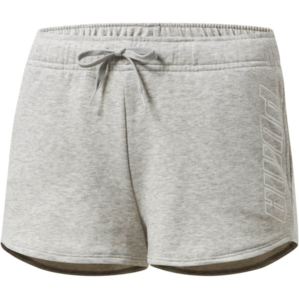 Short de otro mundo, Light Gray Heather, grande