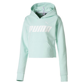 Thumbnail 1 of Modern Sports Mädchen Hoodie, Fair Aqua, medium