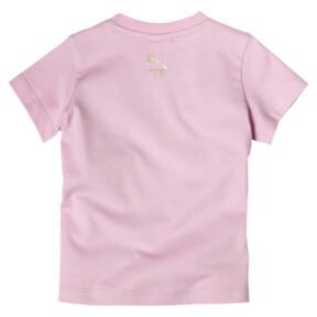 Thumbnail 2 of Girls' Easter Toddler Tee, Pale Pink, medium