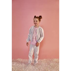 Thumbnail 4 of Girls' Easter Toddler Tee, Pale Pink, medium