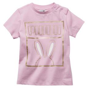 Thumbnail 1 of Girls' Easter Toddler Tee, Pale Pink, medium