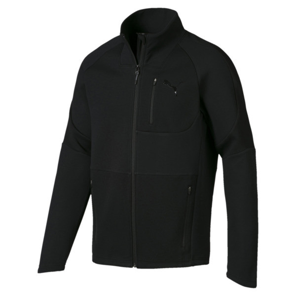 Evostripe Move Jacket, Puma Black, large