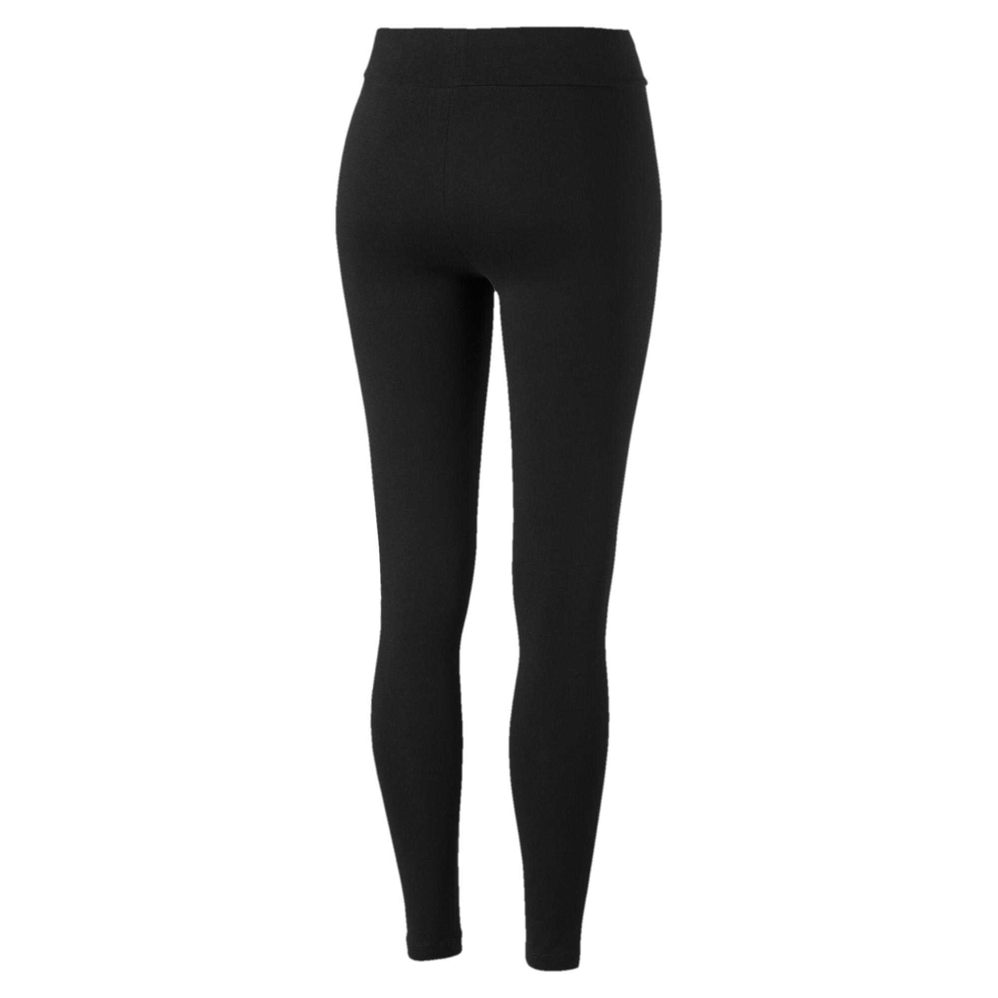Details zu PUMA Essentials+ Graphic Damen Leggings Frauen Sporthose Basics Neu