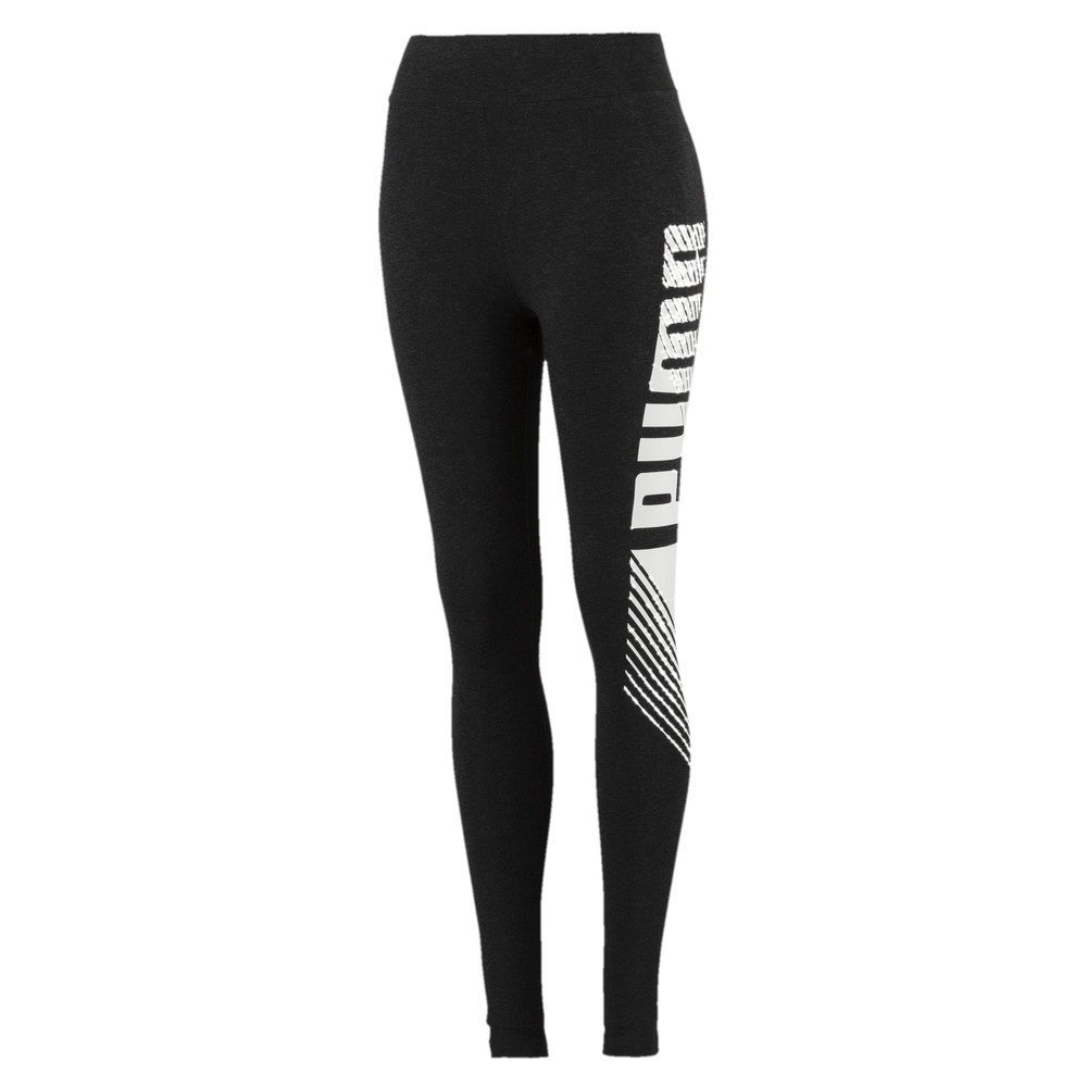 Image Puma Essentials+ Graphic Women's Leggings #1