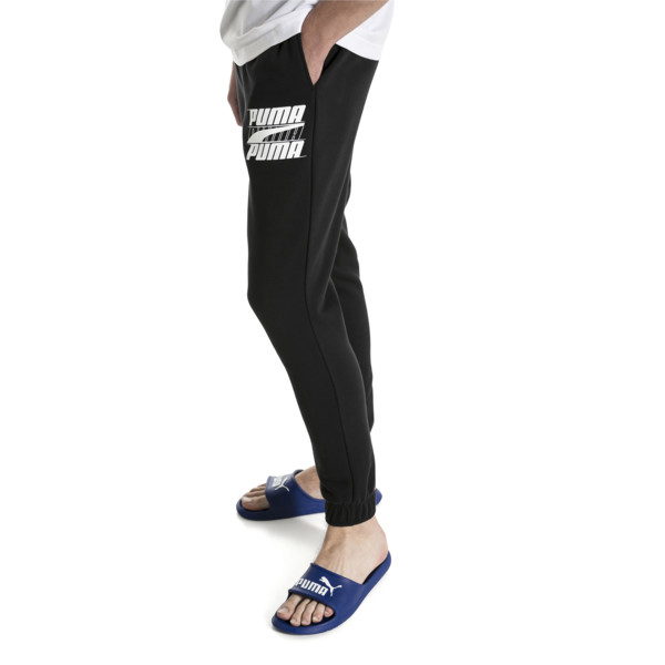Rebel Bold Pants, Cotton Black, large