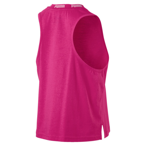Amplified Women's Tank, Fuchsia Purple, large