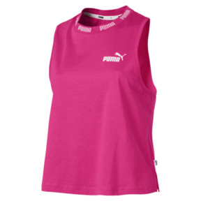 Thumbnail 1 of Amplified Women's Tank, Fuchsia Purple, medium