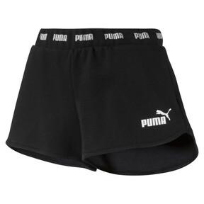Thumbnail 1 of Amplified Women's Shorts, Cotton Black, medium